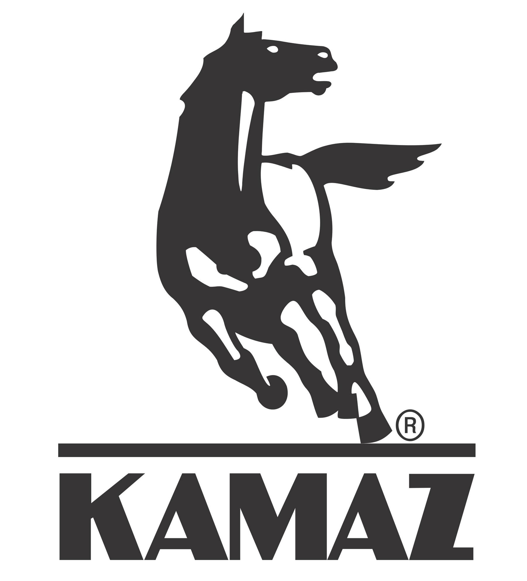 Kamaz Logo Wallpaper