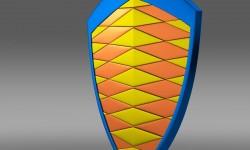 Koenigsegg Logo 3D