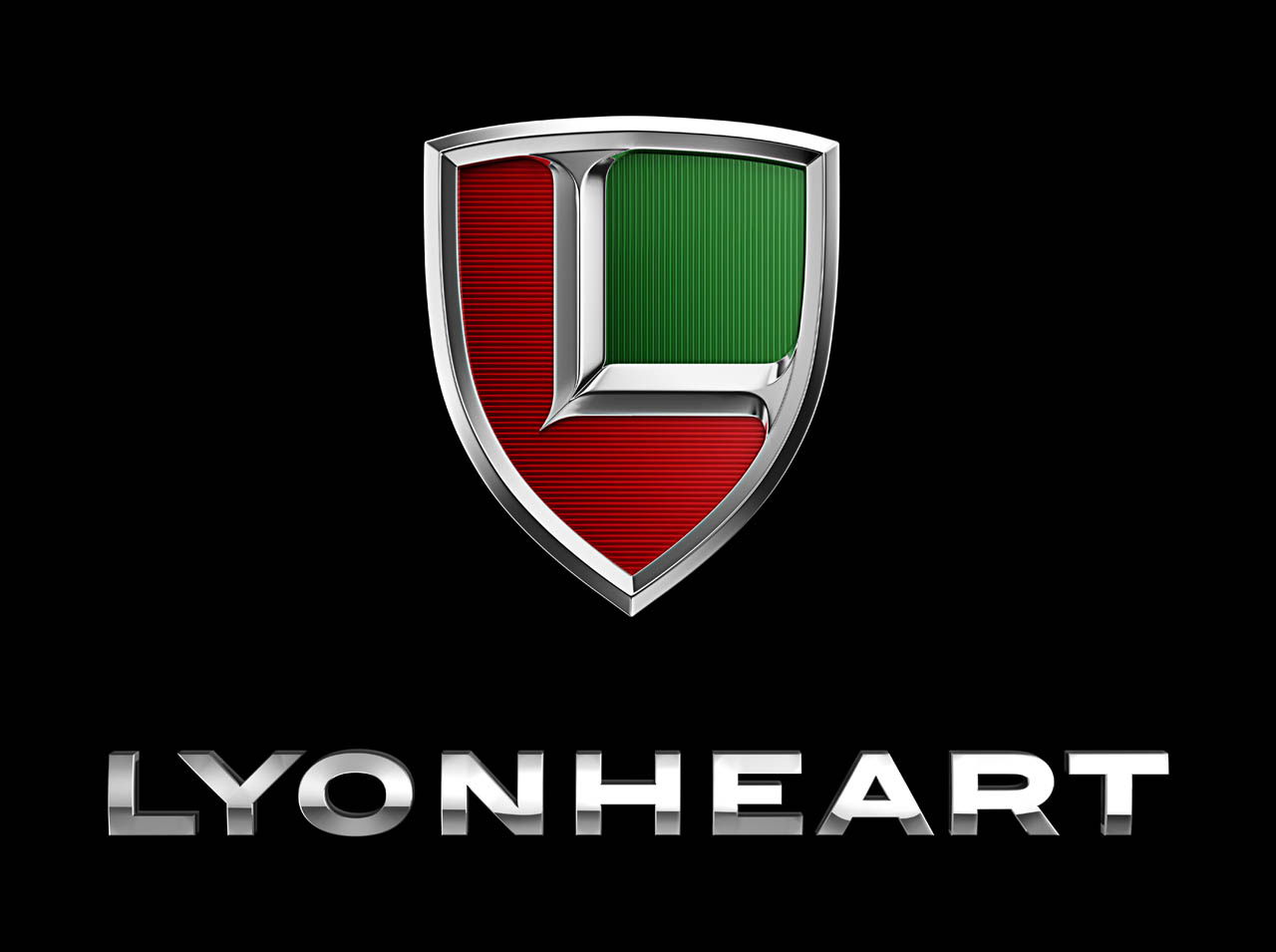 Lyonheart Logo Wallpaper