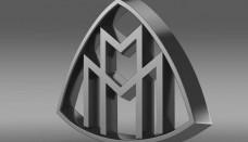 Maybach Logo 3D