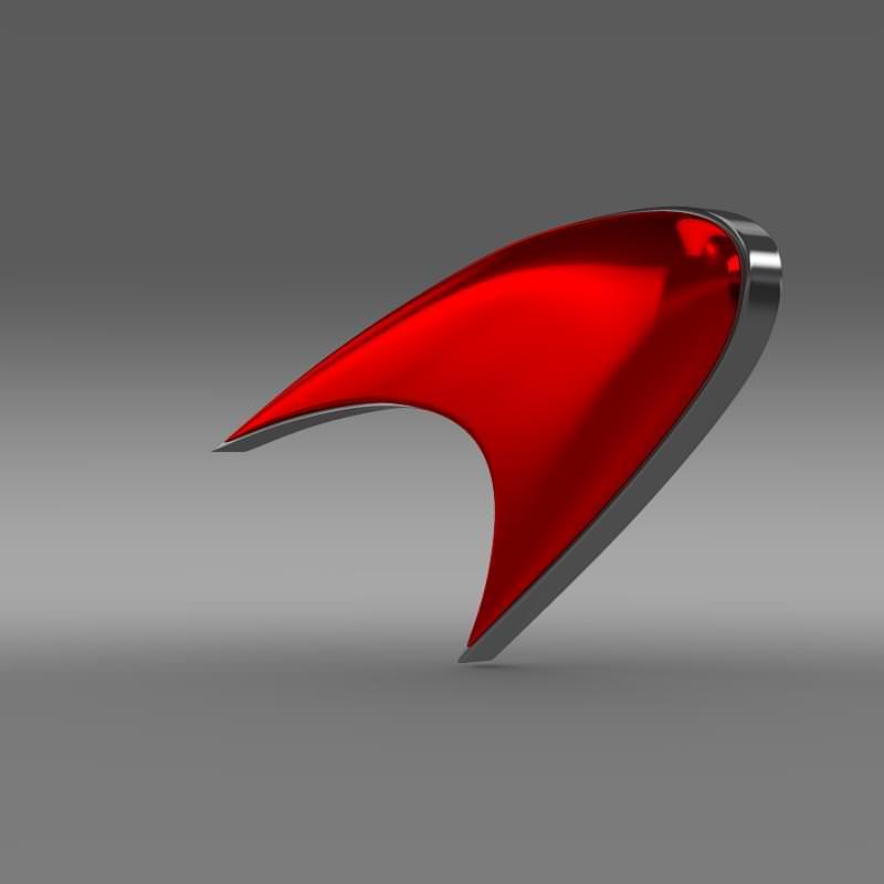 McLaren Logo 3D Wallpaper