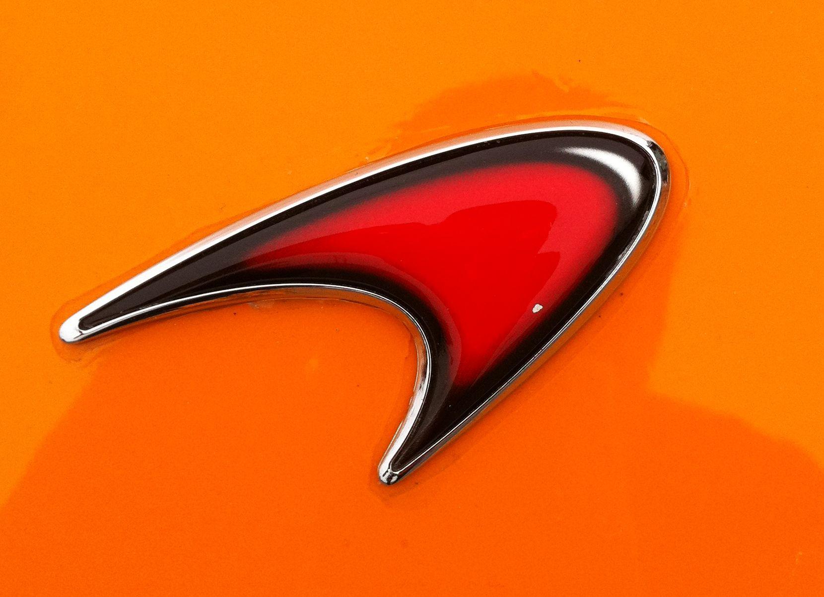 McLaren Symbol Wallpaper