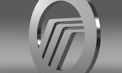 Mercury Logo 3D