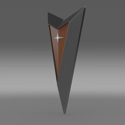 Pontiac Logo 3D Wallpaper