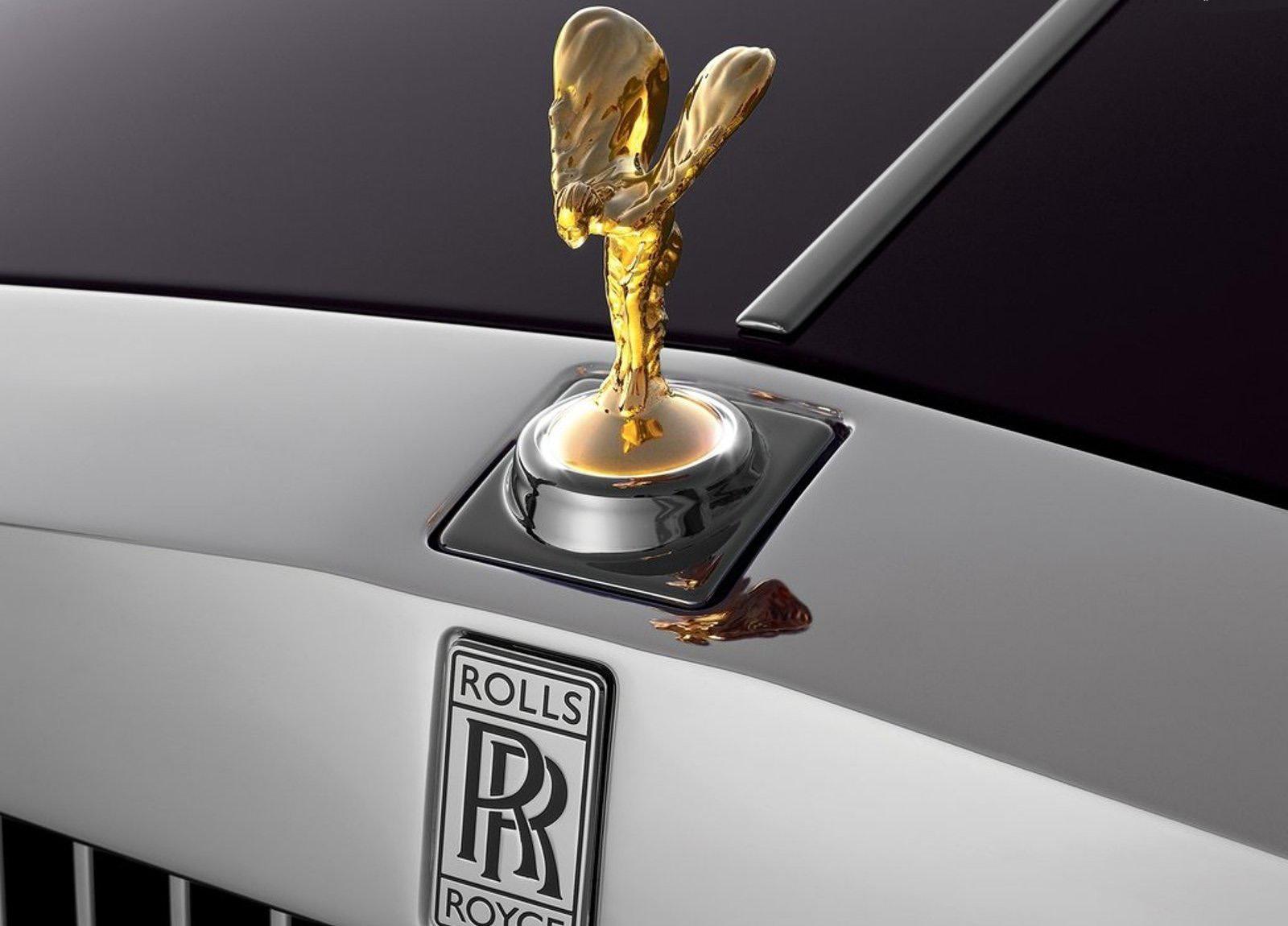 Rolls Royce Symbol Wallpaper