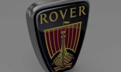 Rover Logo 3D