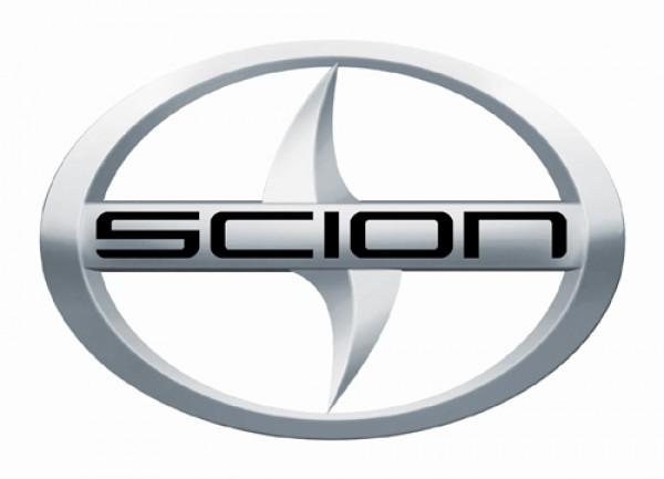 Scion logo Wallpaper
