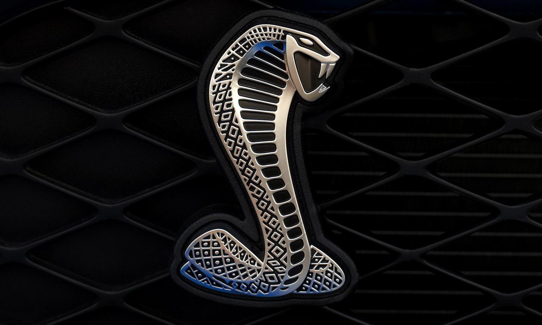 Shelby logo Wallpaper