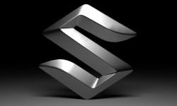 Suzuki Logo 3D