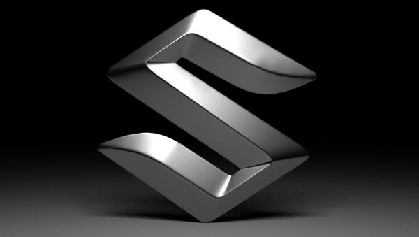 Suzuki Logo 3D Wallpaper