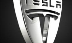 Tesla Logo 3D