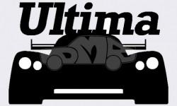 Ultima Logo 3D