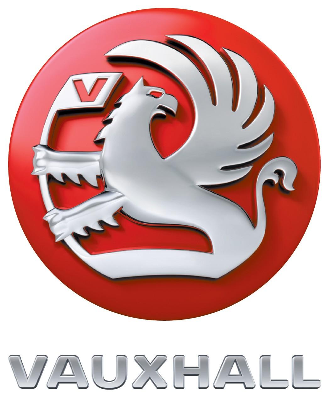 Vauxhall Logo Wallpaper