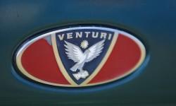 Venturi Logo 3D