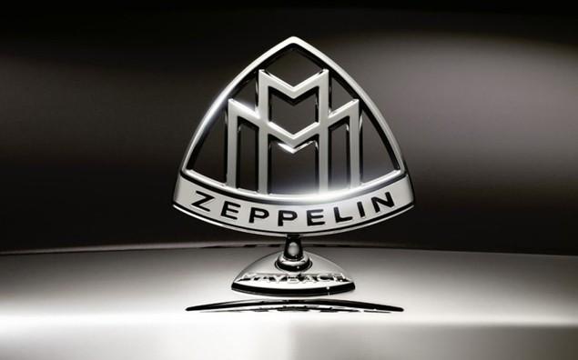 Zeppelin Logo 3D Wallpaper