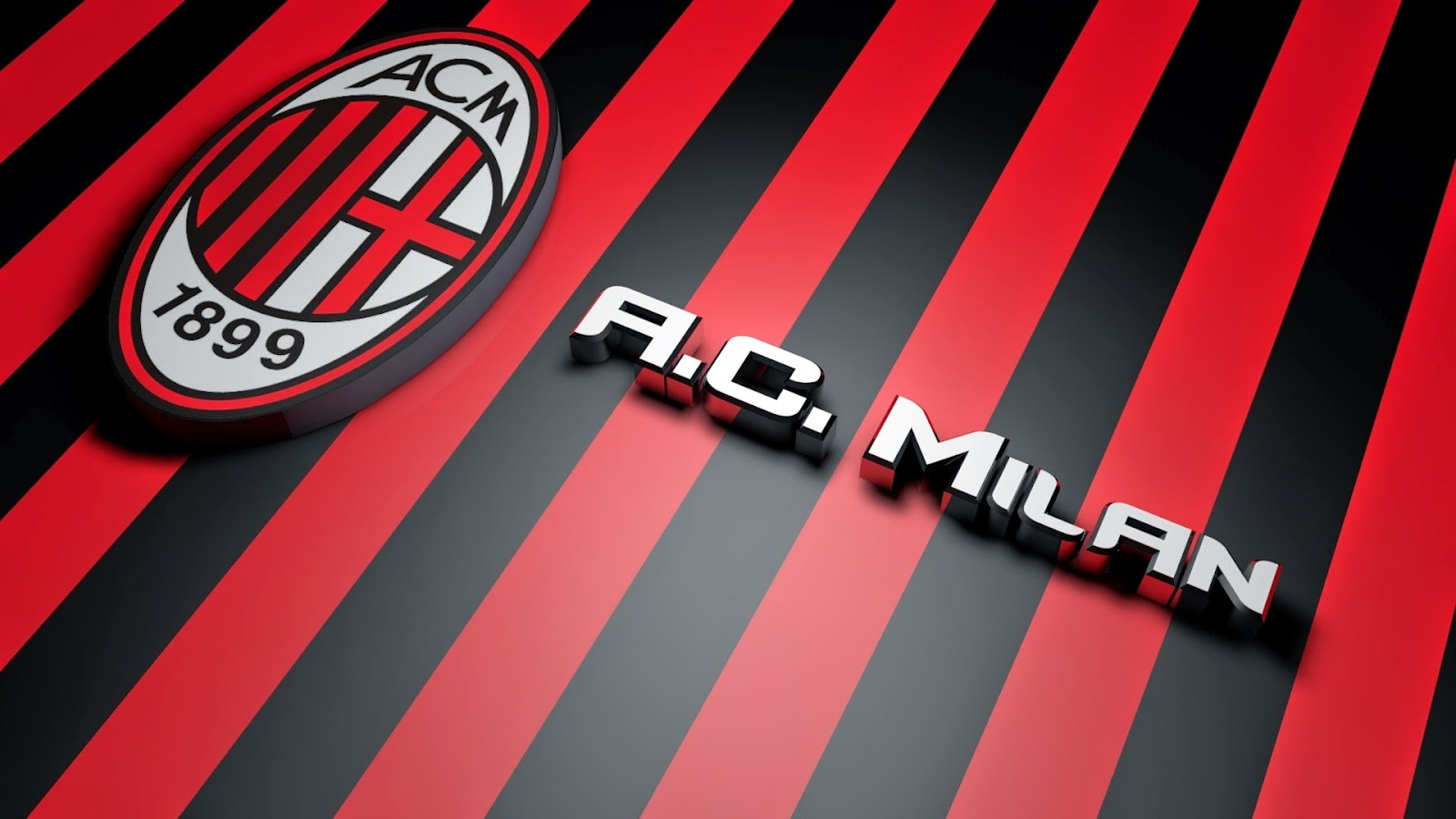 AC Milan Symbol Wallpaper