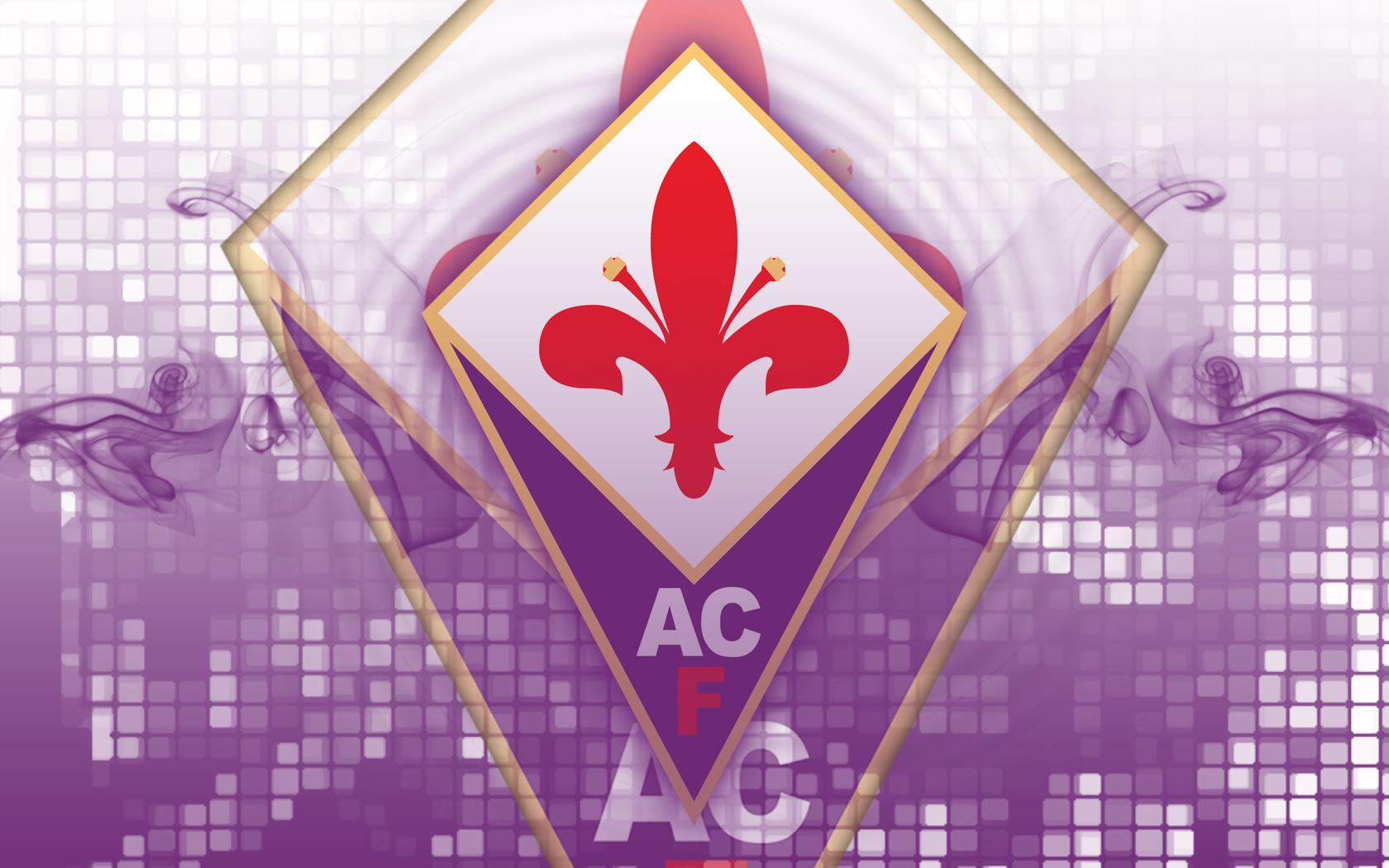 ACF Fiorentina Symbol Wallpaper