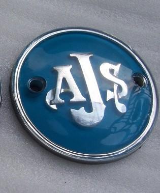 AJS Emblem Wallpaper