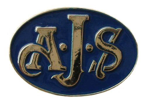 AJS badge Wallpaper