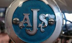 AJS branding