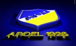 APOEL FC Logo 3D