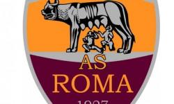 AS Roma Logo 3D