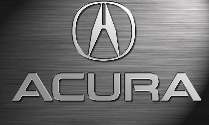 Acura Symbol Wallpaper