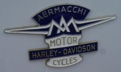 Aermacchi Logo 3D