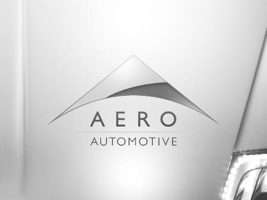 Aero Logo 3D Wallpaper