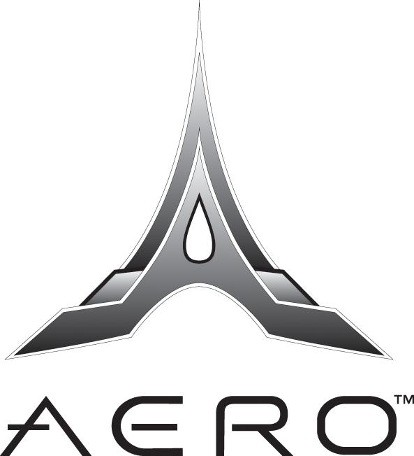 Aero Logo Wallpaper