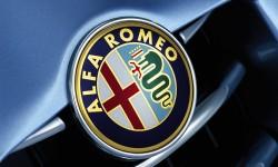 Alfa Romeo branding