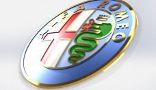 Alfa Romeo graphic design