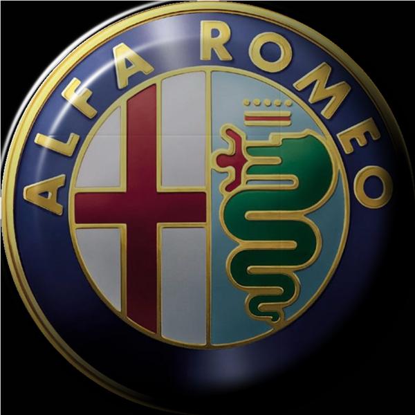 Alfa Romeo icon Wallpaper