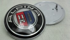 Alpina Logo 3D
