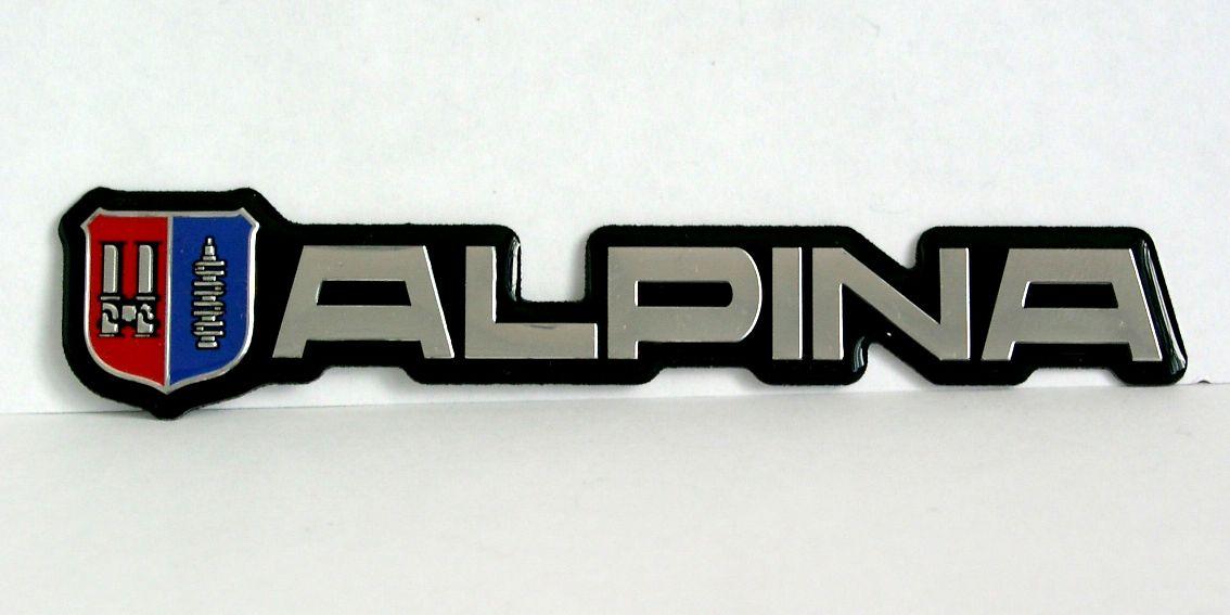 Alpina Symbol Wallpaper