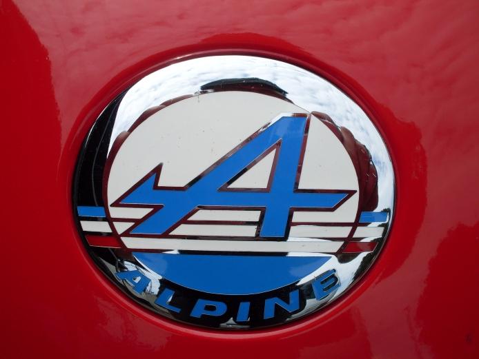 Alpine Emblem Wallpaper