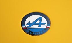 Alpine badge