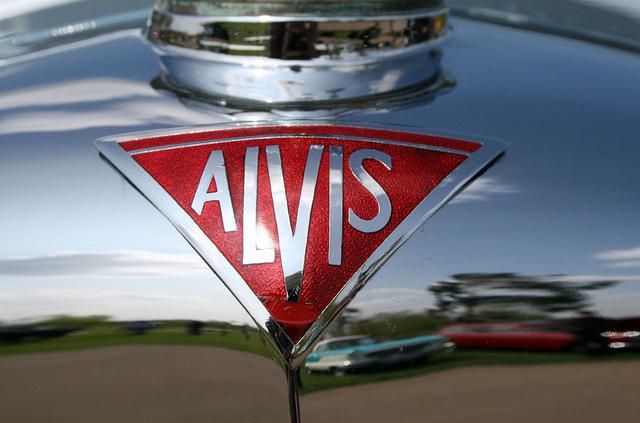 Alvis Emblem Wallpaper