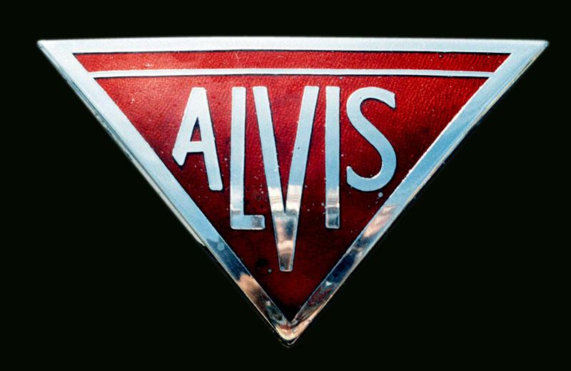 Alvis Logo Wallpaper