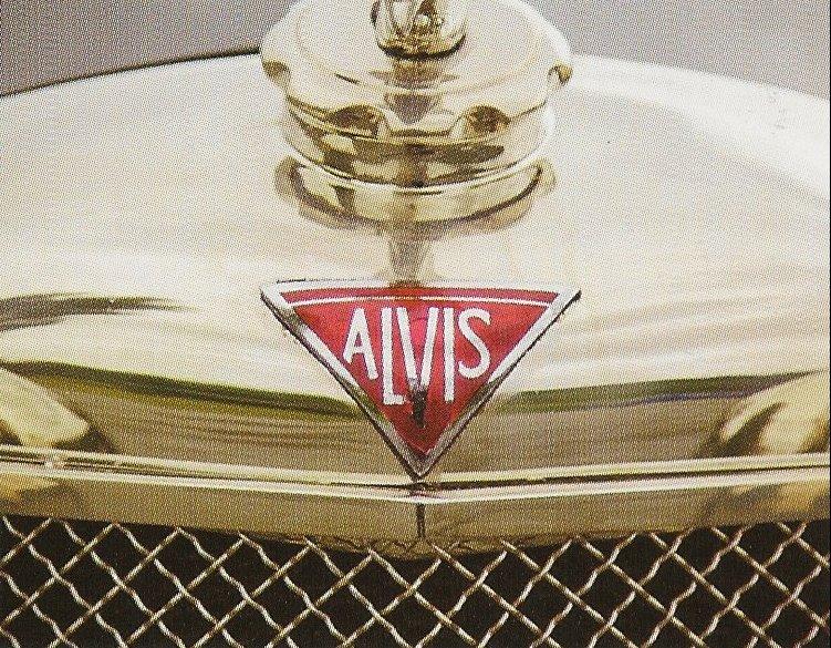 Alvis badge Wallpaper