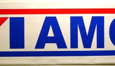 American Motors Logo 3D