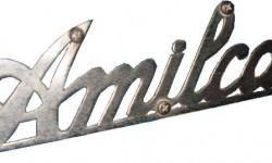 Amilcar branding