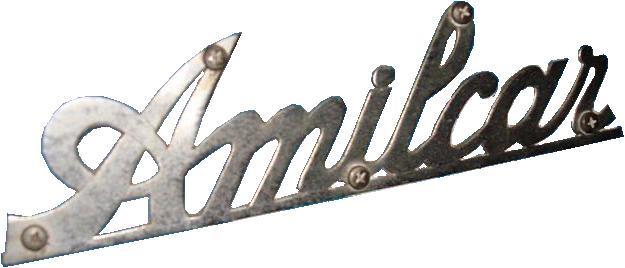 Amilcar branding Wallpaper