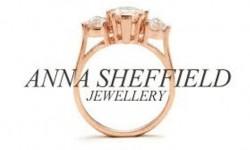 Anna Fashion Jewellery Logo 3D