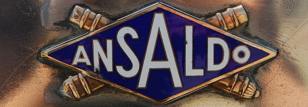 Ansaldo Emblem Wallpaper
