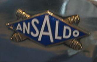 Ansaldo Logo 3D Wallpaper