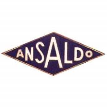 Ansaldo Logo Wallpaper