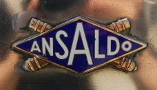 Ansaldo badge
