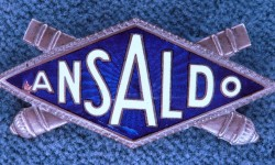 Ansaldo graphic design