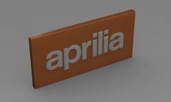 Aprilia Logo 3D